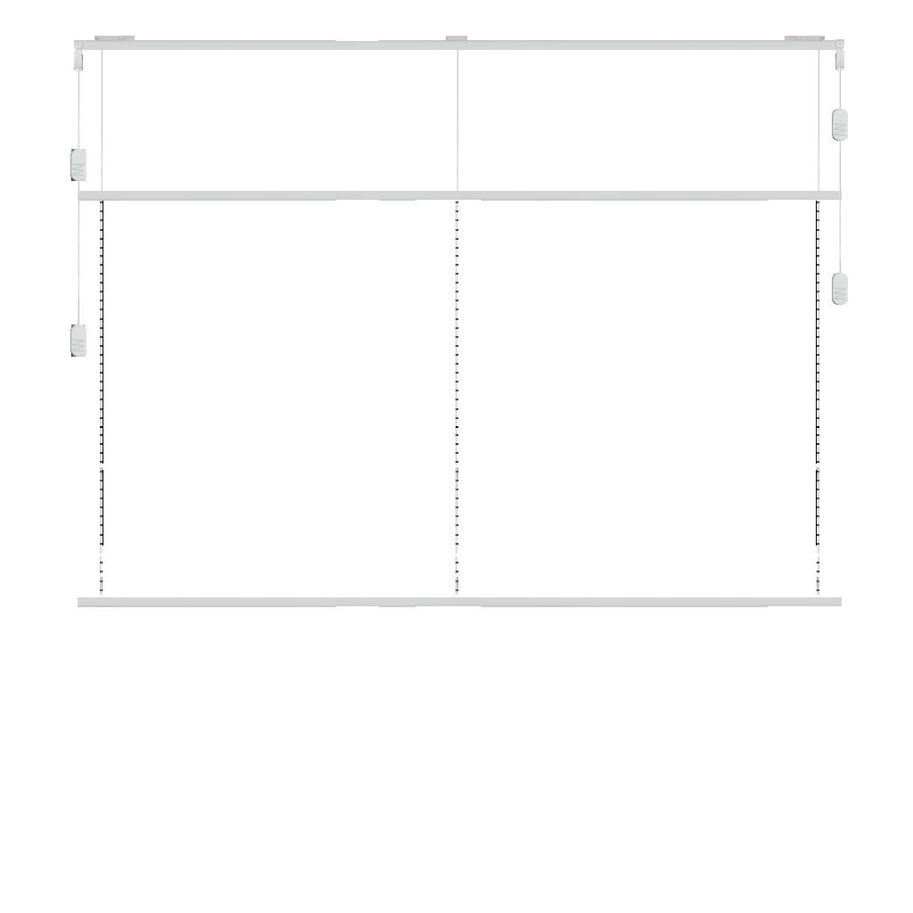 OD10 AdvancedLine - profil biały